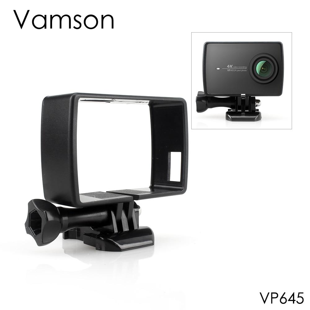 Vamson for YI 4K Housing Side <font><b>Mount</b></font> Prot