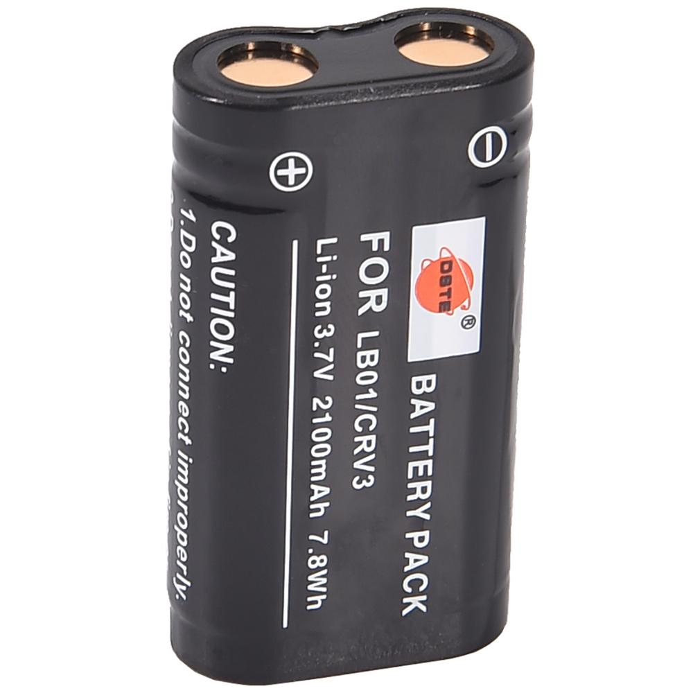 DSTE CR-V3 CRV3 Camera Battery For Olympus C3000 C3040 40Z C-2100UZ C-211 D390 D510 Camera