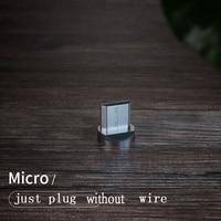 only micro usb plug