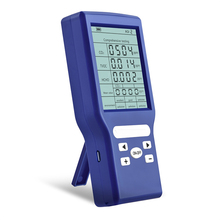 CO2 Detector For Home Digital Gas Analyzer Monitor Air Quality Indoor Outdoor Carbon