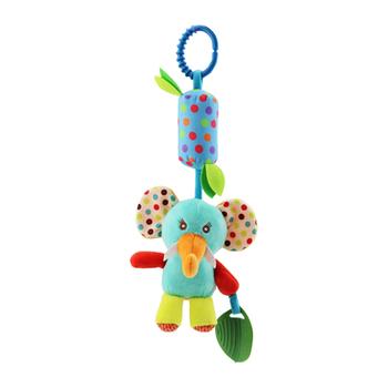EVANCE wózek dziecięcy zabawka kołyska grzechotka zabawki zwierzątka słodkie grzechotki zabawki dla dzieci 3 6 9 12 chłopców i dziewcząt tanie i dobre opinie Z tworzywa sztucznego CN (pochodzenie) X5877 0-12 miesięcy 13-24 miesięcy Nadmuchiwane