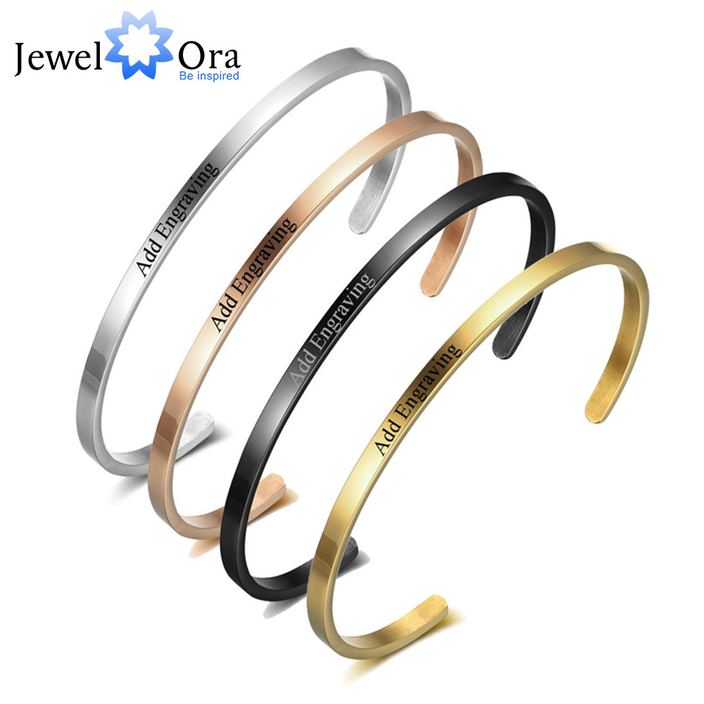 Personalised Mens Silver Gold Plated ID Bracelet Birthday Gift FREE engraving