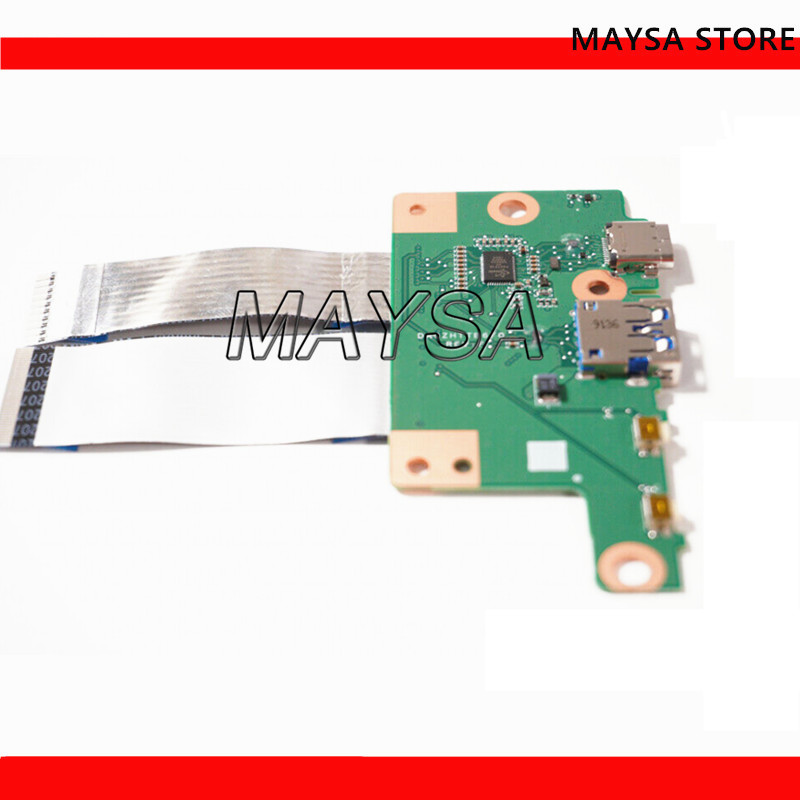 Оригинальный DA0ZHTTB6F0 для Acer Chromebook CP511-1HN CP5-311T R751T R751TN TYPE-C USB доска 55.GPZN7.001