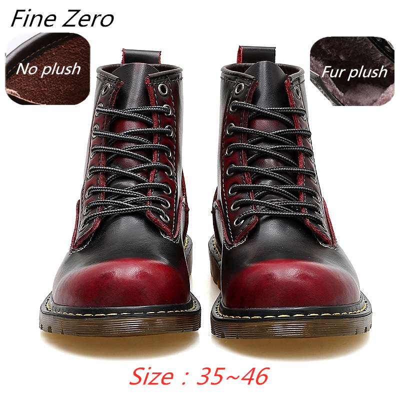 online for sale discount save up to 80% Best Discount #7476 - New Brand Artificial Leather Ankle Boots For ...