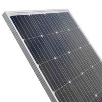 monocrystalline photovoltaic panel solar panel rigid glass 100w200W 300W 400W solar panel for garden home roof