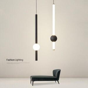 Modern led pendant lights Kitchen, Bathroom, Restaurant Bar lamps decorative chandelier bedside modern pendant lamps