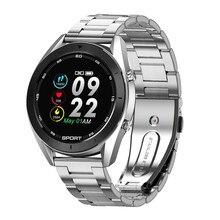 DT99 Bluetooth Смарт часы для мужчин ЭКГ обнаружения IP68 Водонепроницаемый несколько циферблатов фитнес трекер длительный срок службы батареи