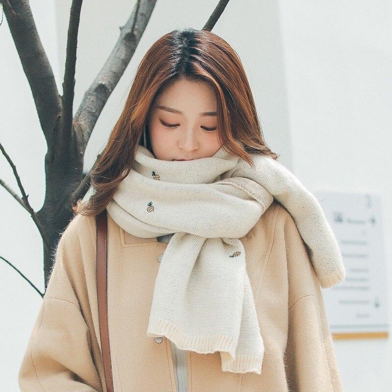 Купить осень зима 2020 новый двухсторонний шарф из искусственного кашемира