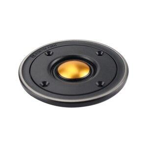 Image 2 - Ghxamp 3 zoll Hochtöner Lautsprecher Hifi Gold Dome Höhen Lautsprecher 82mm Lautsprecher Einheit für Monitor BX2 TBX025 Gute Qualität 1PC