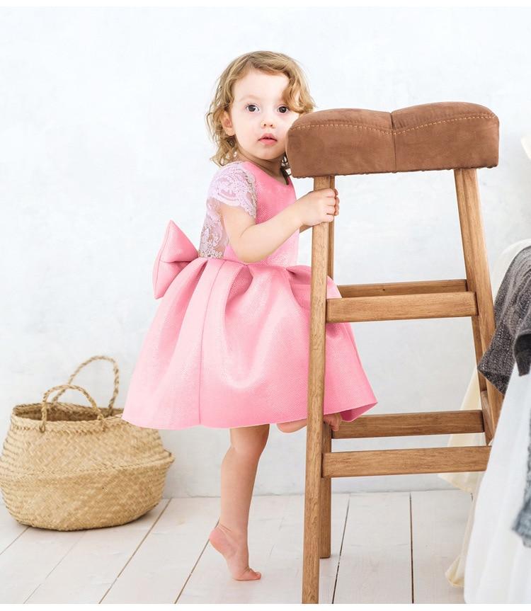 Hc77209c852d94505b44e34a592581d139 Girls Dress 2018 Summer Explosion Solid Color Denim Dress Cartoon Polka Dot Bow Cartoon Bunny Satchel Korean Baby Cute Dress