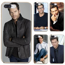Harry Connick jr American jazz singer Soft Cases Cover For Huawei Honor 6 6A Play 7X V10 V8 7A 7C Mate 7 8 P9 Plus Y3II Y3 2016(China)
