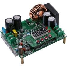 Блок питания CC CV DC 10V 75V to 0 60V 12A 720W понижающий преобразователь Регулируемый регулятор напряжения CNC модуль управления