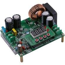 電源モジュールcc cv dc 10v 75に0 60v 12A 720ワット降圧コンバータ可変電圧レギュレータcnc制御モジュール