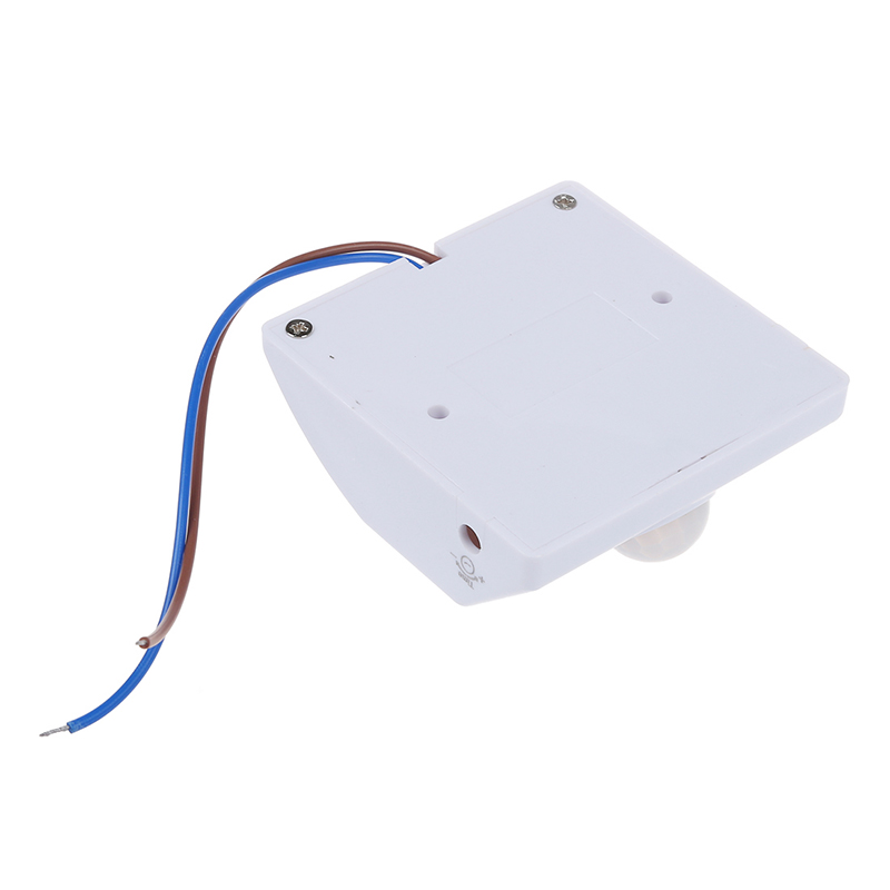 New Base Socket IR Lamp Bulb Movement Detector