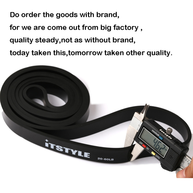 Long Latex Resistance Band