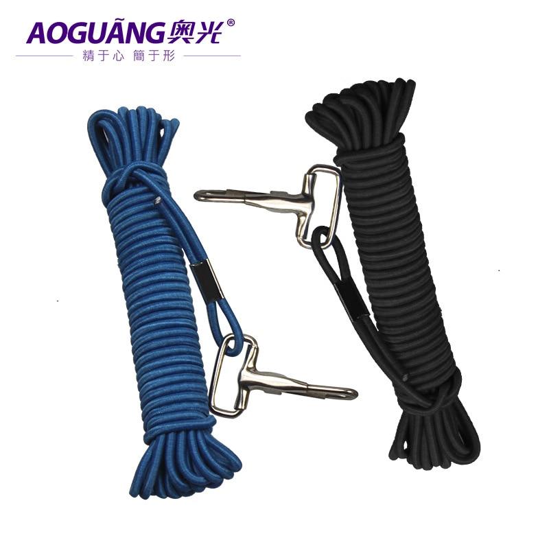 G aoguang Outdoor Lanyard Supplies Lanyard Put Rod Lanyard 5 M Fishing Lanyard Miss Angling Elastic China 50 Yuan protection|Floodlights| |  - title=