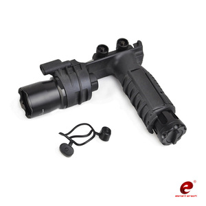 Image 2 - องค์ประกอบ Surefir ไฟฉายยุทธวิธีปืนไรเฟิล Airsoft Light Softail Scout Light M910A แนวตั้ง FOREGRIP อาวุธปืน lanterna