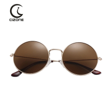 Summer Retro Sunglasses Men Women Luxury Brand Design CIZONE