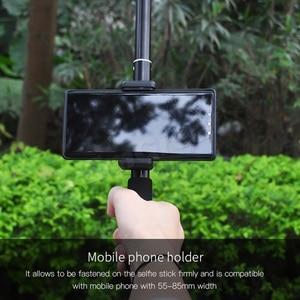 Image 4 - FIMI PALM Palo de selfie para mujer, cardán de mano con cámara, bloqueo especial, clip portátil para teléfono móvil, palo de selfie ajustable