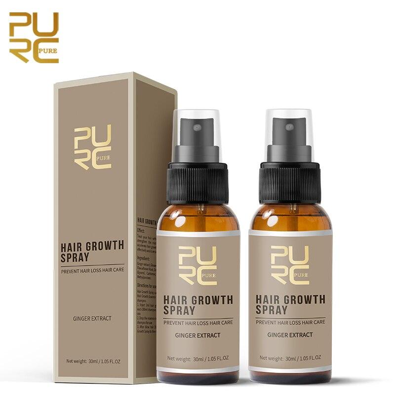 Original Anti Hair Loss Spray Enhance Hair Root Strengthen Fast Hair Growth Serum Thick & Dense Hair Care 30ml