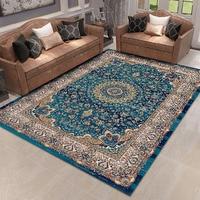 Home Bedroom Area Rug Iranian Persian Style Rug Living Room Moroccan Vintage Carpet Sofa Coffee Table Mat 100% Polypropylene|Carpet| |  -