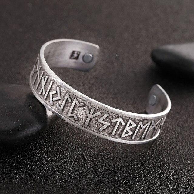 Bracelet de santé arbre de vie chance noeud Runes 5