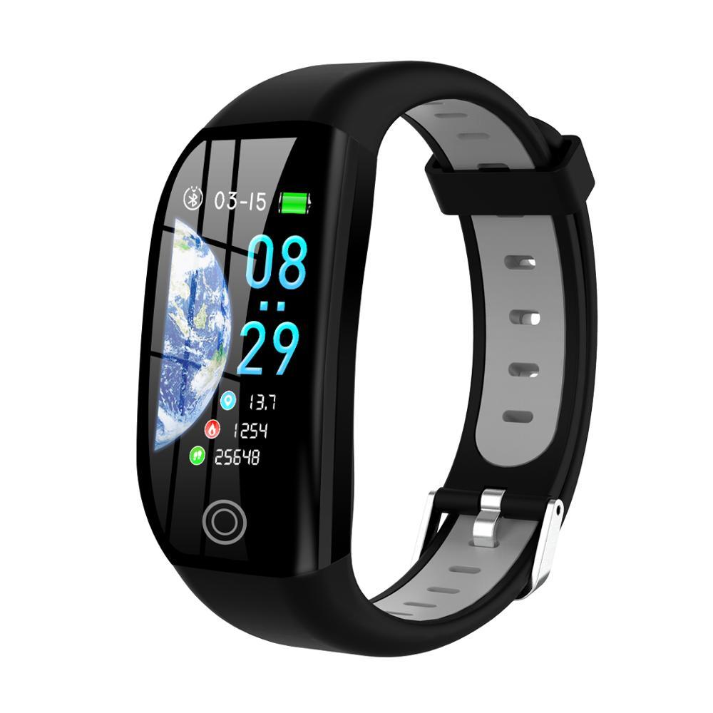 Новое поступление gps фитнес-трекер спортивные водонепроницаемые часы для измерения артериального давления монитор сна смарт-браслет