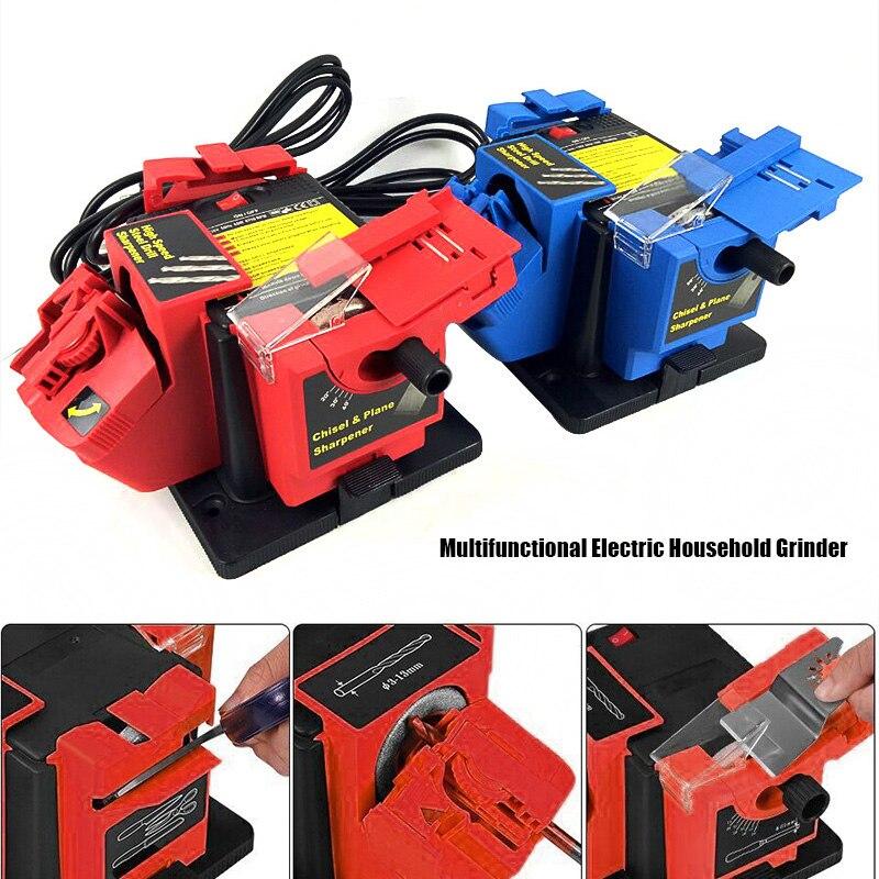 Nouvellement électrique affûteuse meuleuse multifonction outil de forage affûtage Machine ciseaux XSD88