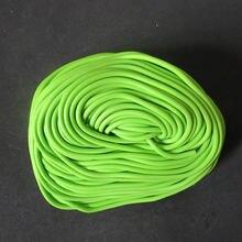 10 м Рогатка трубка из натурального латекса рогатки резиновая