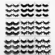 Makeup Lashes Magnetic Eyelashes Mink Eyelashes	Eyelashes Extension 3d Hair Natural Individual