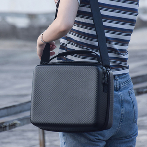 Image 2 - Saklama kutusu için DJi Mavic Mini Drone Hardshell kutusu omuzdan askili çanta taşınabilir paket çanta su geçirmez Anti Scratch taşıma çantası