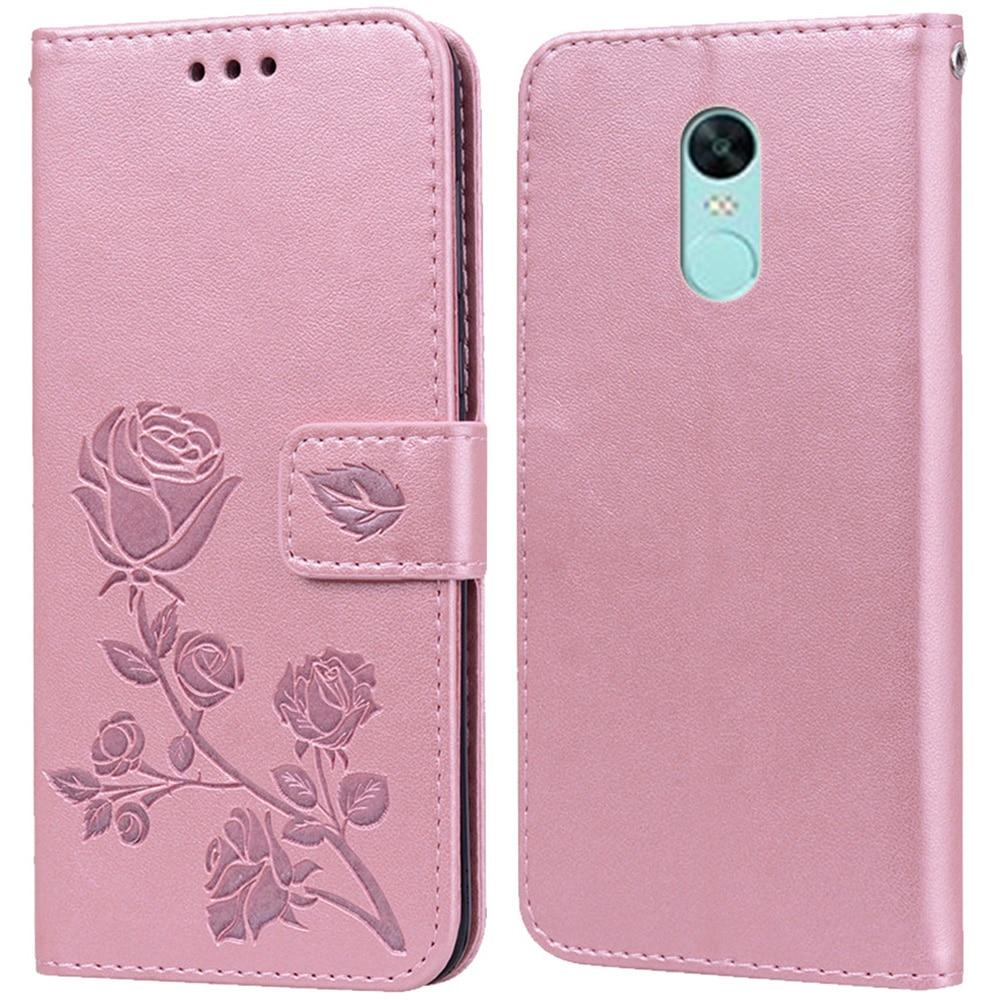 Кожаный чехол-кошелек с объемным цветочным принтом для китайского мобильного телефона A3S, роскошный магнитный держатель для карт, чехол-кош...