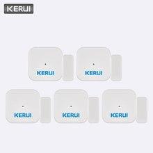 KERUI 5ps D028 maison intelligente sécurité Portable Anti bourreur alarme antivol fenêtre porte capteur détecteur système dalarme contrôleur