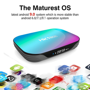 Image 4 - HK1 kutusu 8K 4GB 128GB TV kutusu Amlogic S905X3 akıllı TV kutusu Android 9.0 1000M çift Wifi 1080P 4K Set Top Box HK1 kutusu medya oynatıcı