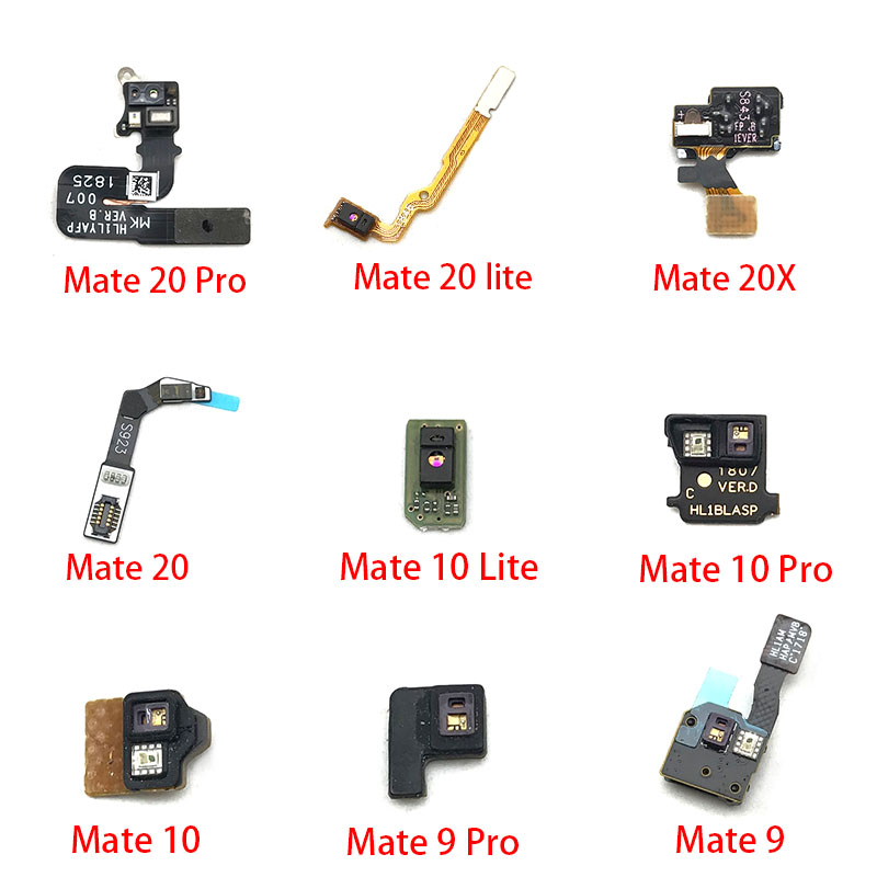 New Proximity Sensor Flex Ribbon For Huawei Mate 7 8 9 10 20 Lite Pro Replacement