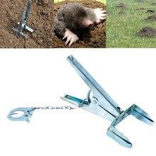 Multi-função que captura a armadilha da toupeira scissor tipo repelente de rato produtos do controle de pragas fontes do jardim ao ar livre