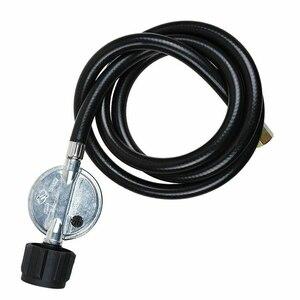 Пропан бак расширения шланг регулятор барбекю газовый подогреватель гриля LP линия для костра низкая