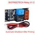 Bigtreetech Relay V1.2 Module Automatic Shutdown Module After Printing To BIQU Thunder For CR10 Printer Reprap 3D Printer Parts