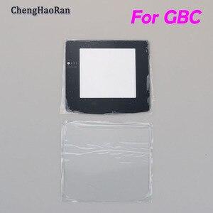Nadaje się do NintendGBC lustro ze szkła gameboy kolor ostry ekran lustro panelu zarysowania nowa wstążka