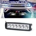X-CAR светодиодный 1800lm Автомобильные противотуманные фары светильник 18 Вт 6 светодиодный модифицированный автомобильный вспомогательный св...