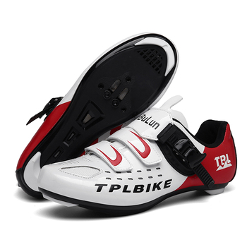 New MTB Sneakers Men Women Cycling Shoes Self-locking Road MTB Bike Sneaker Professional Damping Size 36-46 Sports Shoes 9