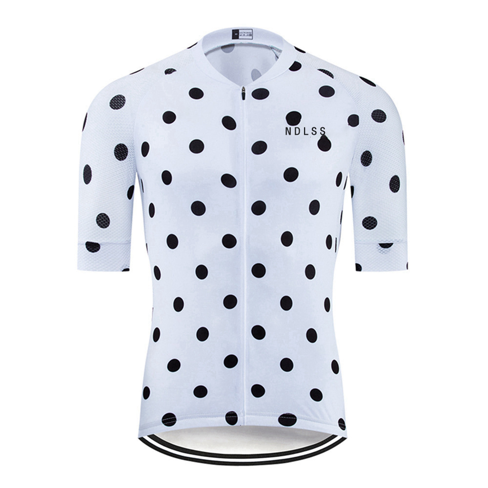 Buy NDLSS Cycling Jersey Men Summer Short Sleeve Cycle Clothing MTB Road Bike Riding Wear Breathable Sport Shirt 4000910029575