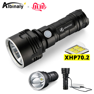 Ultra Bright LED Flashlight Wi