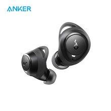 Soundcore da Anker Life A1 veri auricolari Wireless, potente suono personalizzato, 35H Playtime, ricarica Wireless, USB-C ricarica rapida