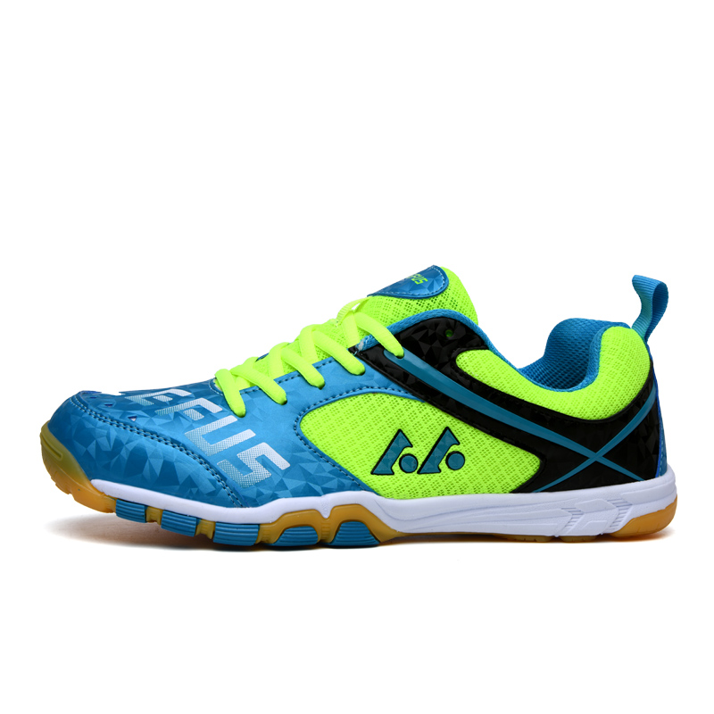 Table Tennis Shoes Breathable For Men Women Sports Shoes Antiskid Shock Absorption Indoor Sport Sneakers