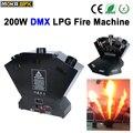 1 шт./лот оптовая продажа 220 Вт 3 выстрел DMX Пожарная машина для распыления пожарная машина для безопасного использования для мероприятий на с...