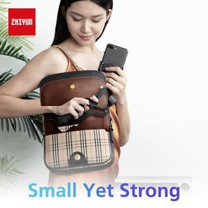Image 4 - ZHIYUN SMOOTH Q2 רשמי חלק  טלפון Gimbal כיס גודל מראש נייד כף יד מייצב עבור iPhone/סמסונג/Huawei/redmi VS אוסמו
