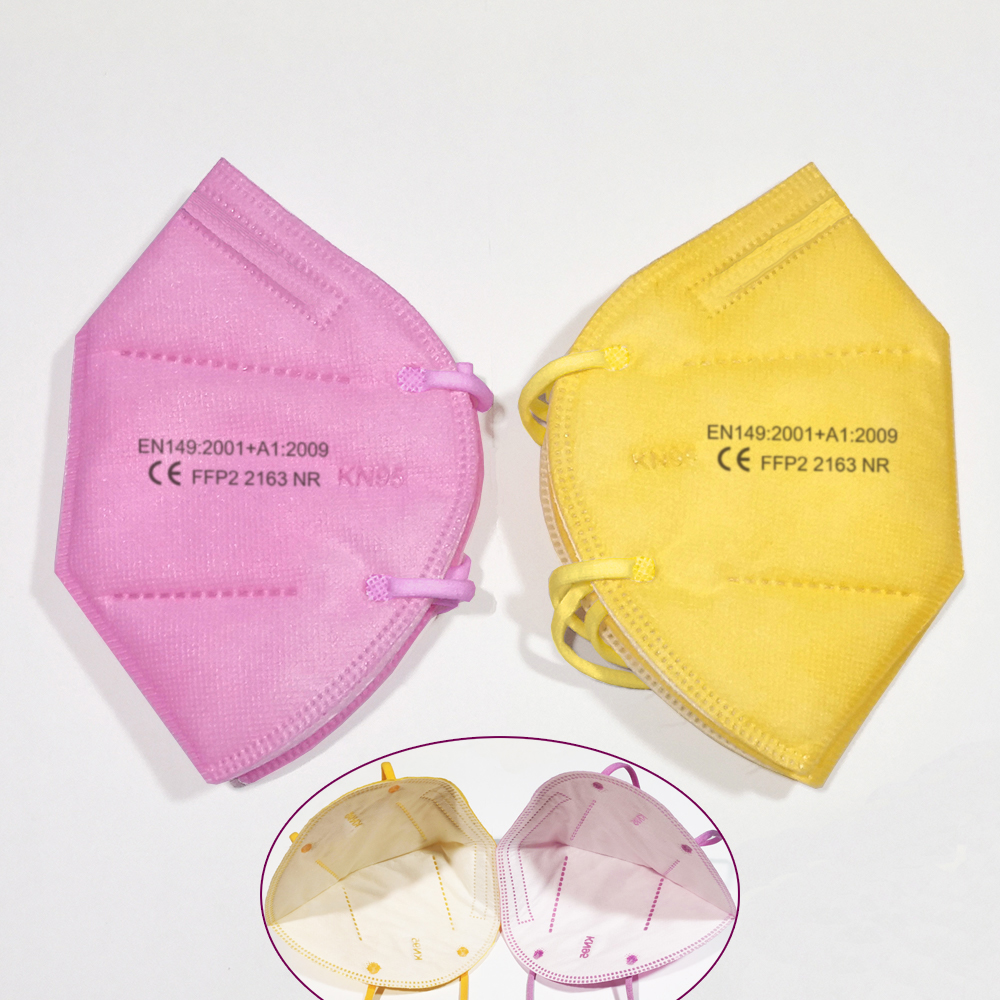 Ffp2masque KN95 Mascarillas ffp2reutilisable Masque FPP2 Mascherine Mascarilla FFP2 filtre Masque facial Mondkapjes Masken kn95 masques 2
