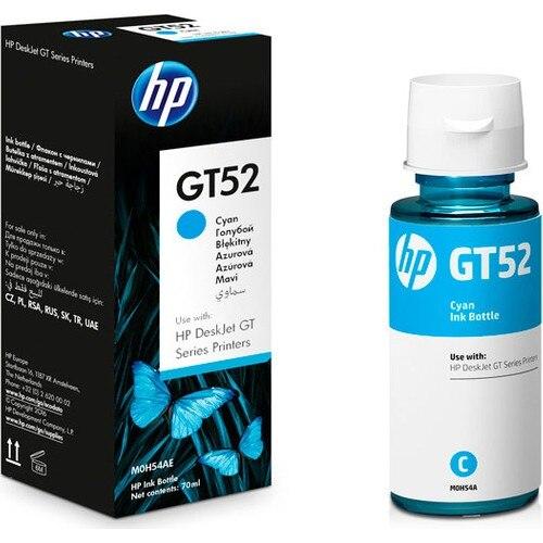 Картридж для принтера HP GT52 на 8,000 страниц с Голубой Бутылкой M0H54AE