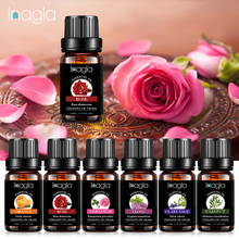 Inagla Rose Essential Oil Pure Natural 10ML Pure Es
